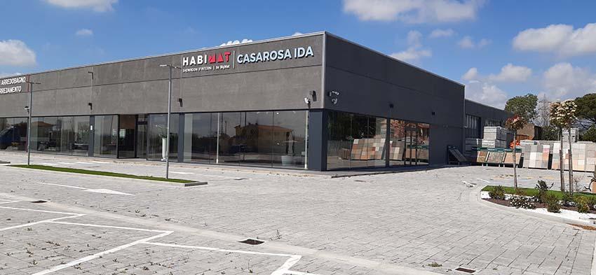 HABIMAT Casarosa Ida - nova sede
