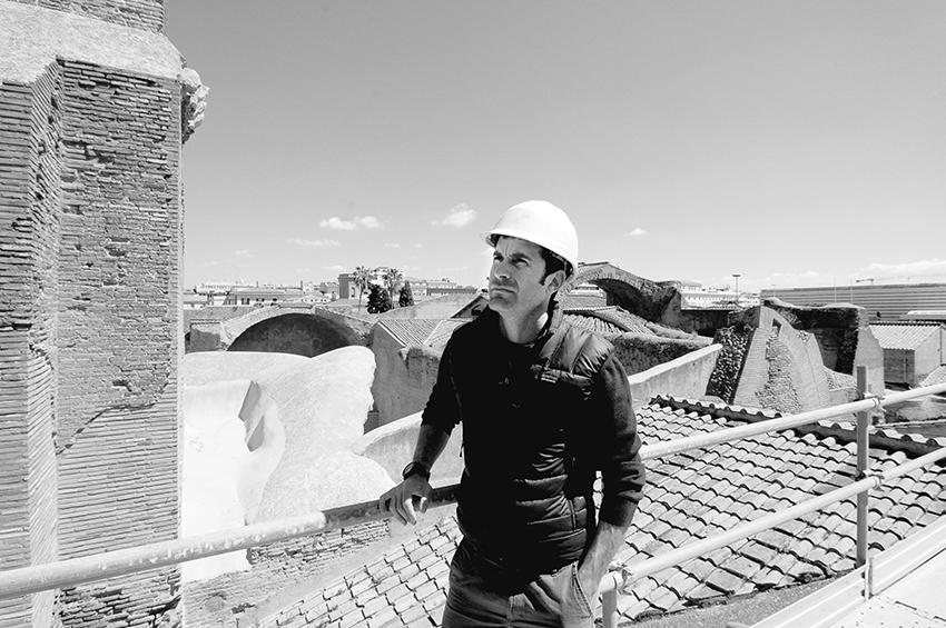 Marco Marino, progettista Archedim