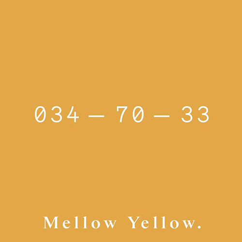 Colore Mellow Yellow