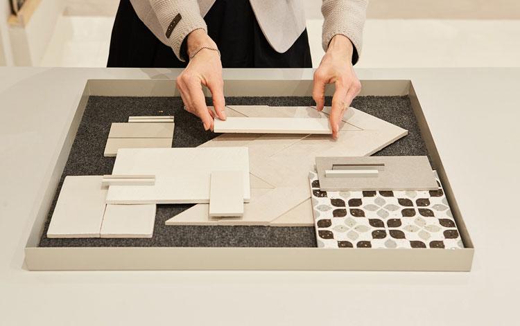 HABIMAT propone un approccio narrativo ed emozionale per la consulenza d'immagine: la costruzione di una tavolozza cromatica.
