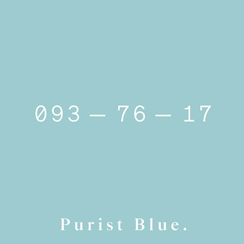 Colore Purist Blue