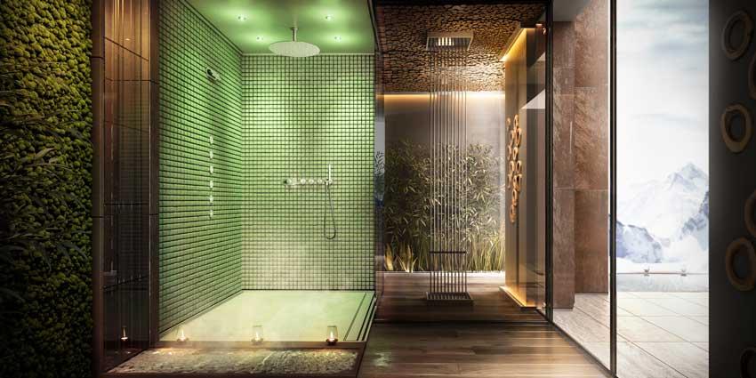 Carimali MySlim, nuovi soffioni doccia ispezionabili spessi solo 3 millimetri
