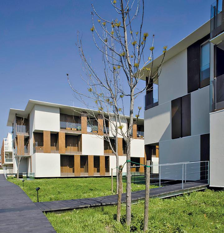 Via Padovani Housing a Imola