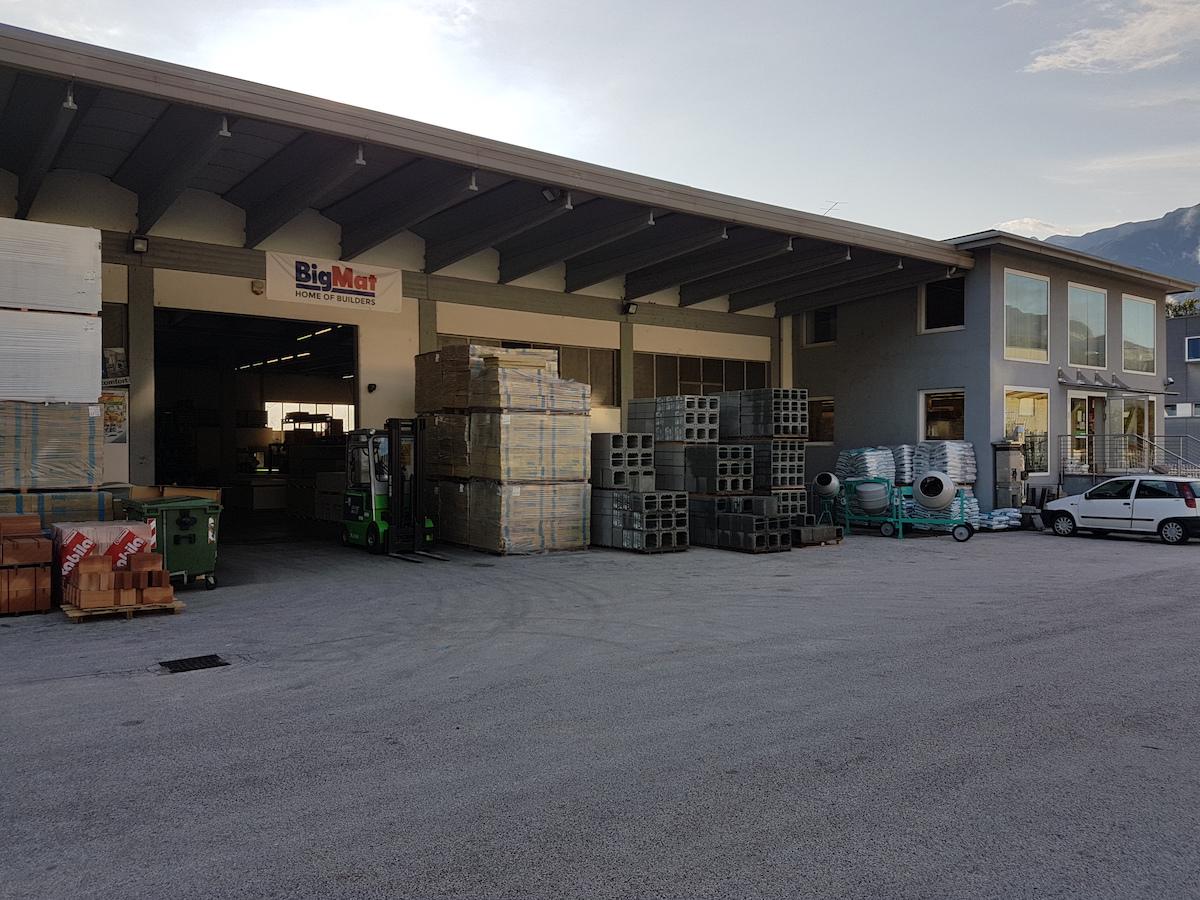 Imprese Di Costruzioni Campania il gruppo bigmat leader in trentino e sempre più forte in